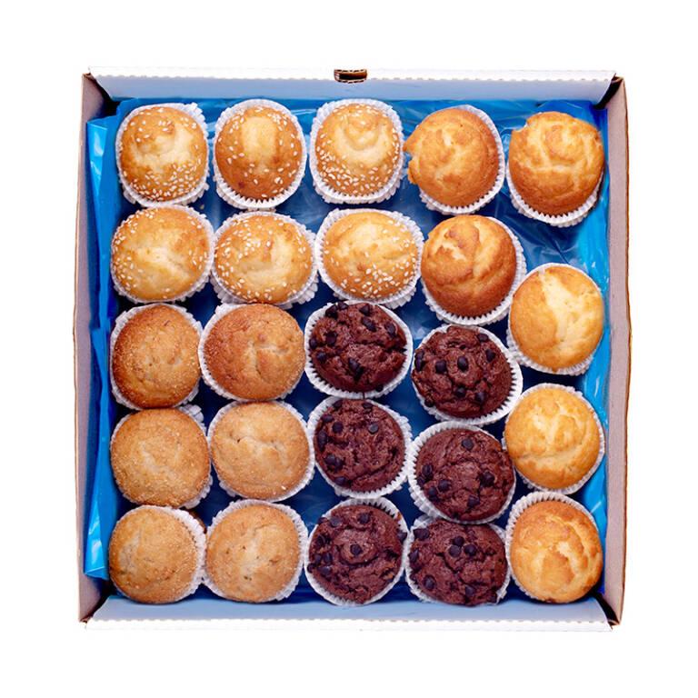 Assorted-Mini-Muffin-Bakemart-Gourmet