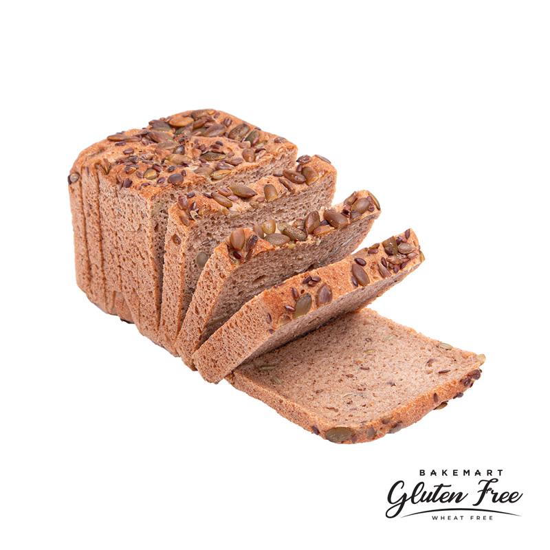 Gluten-Free-Brown-Multi-Seeded-Loaf-Bakemart-Gourmet-Online
